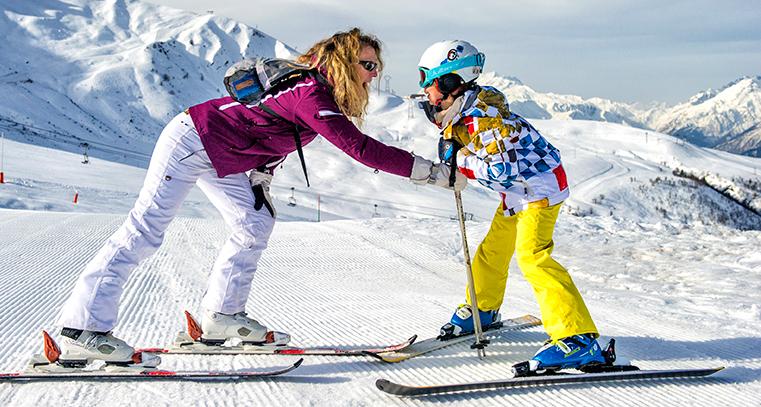 Printemps des Petits Skieurs