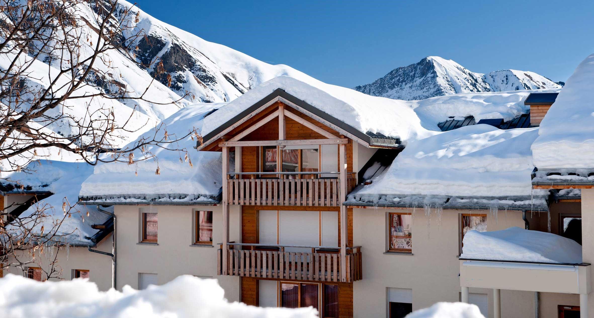 Balcons des neiges