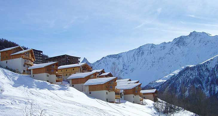 PEISEY VALLADRY CHALET INDIVIDUEL