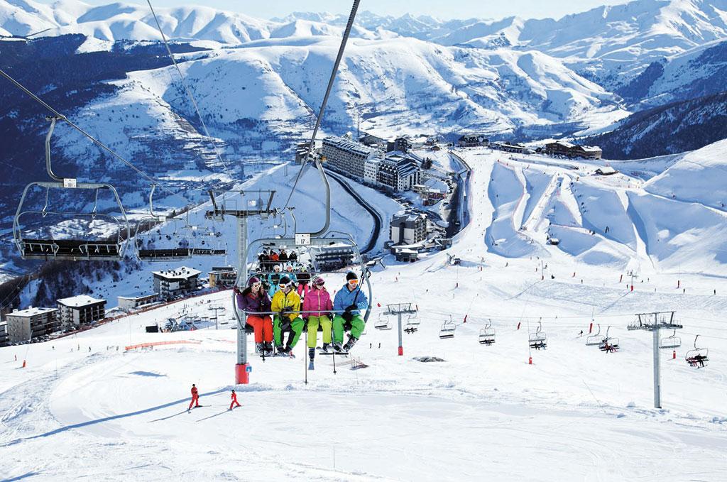 Domaine skiable Saint Lary_ALTISERVICE