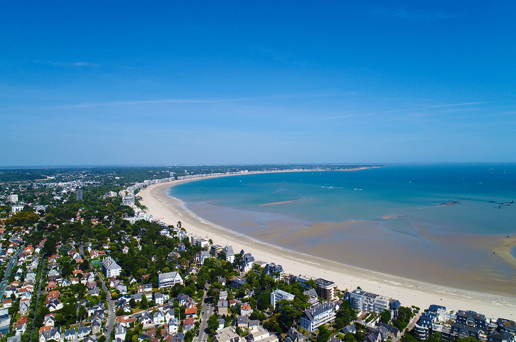 La Baule et ses plages_Fotolia_160299688