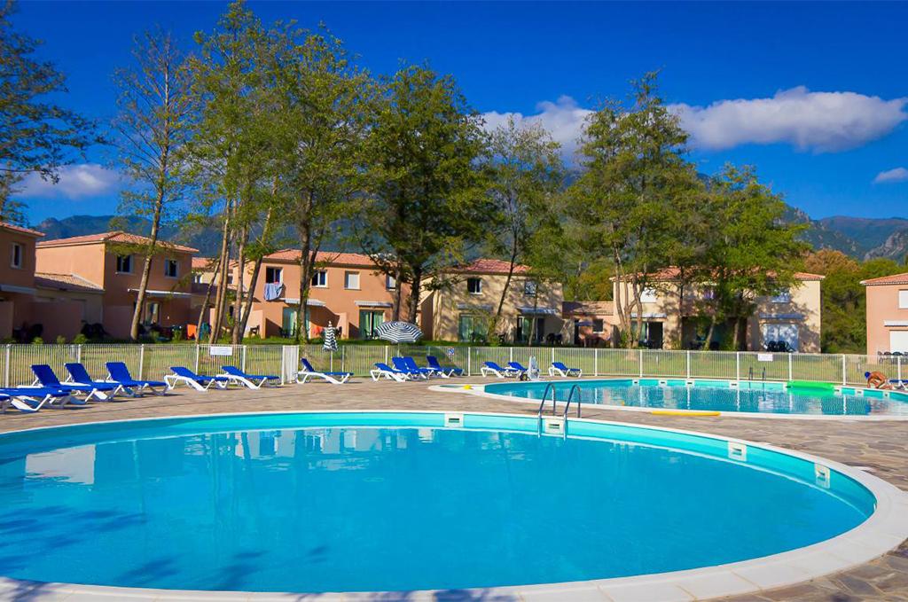Résidence de vacances Villa Melody à Santa Maria Poggio en Corse