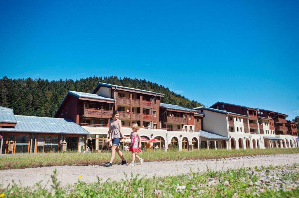 Résidence de vacances les Grandes Feignes dans la Bresse
