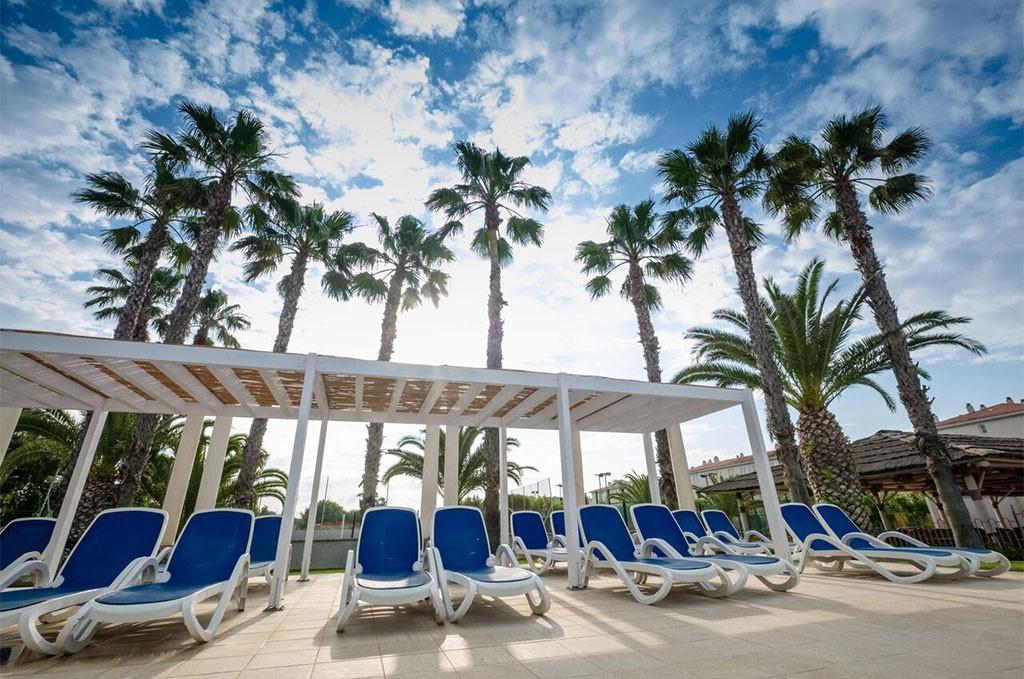 Camping Vendrell Platja avec piscine sur la Costa Dorada
