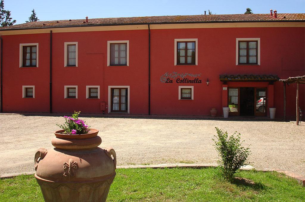 Residence de vacances La Colinella à Montaione