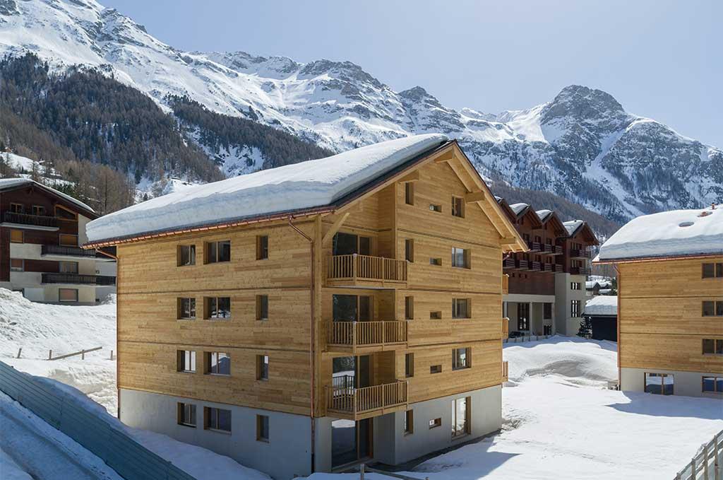 Résidence de vacances Swisspeak Resort Zinal