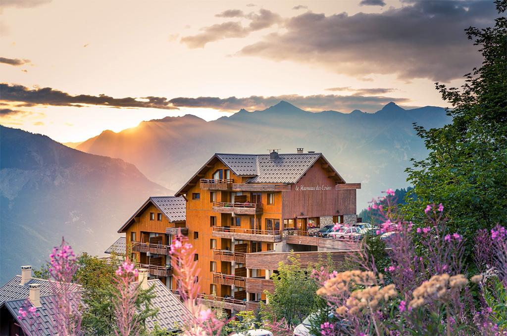 Résidence de vacances Le Hameau des Ecrins à Puy-Saint-Vincent