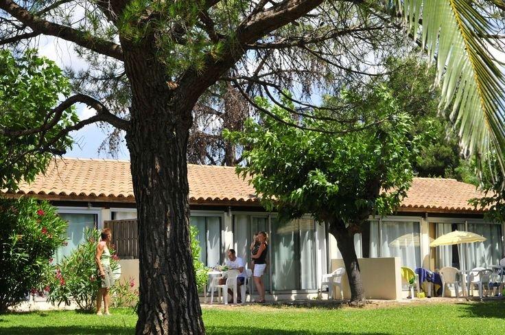 Maisonnettes jumelée - Résidence de vacances Goélia Le Mas Blanc à Pérols