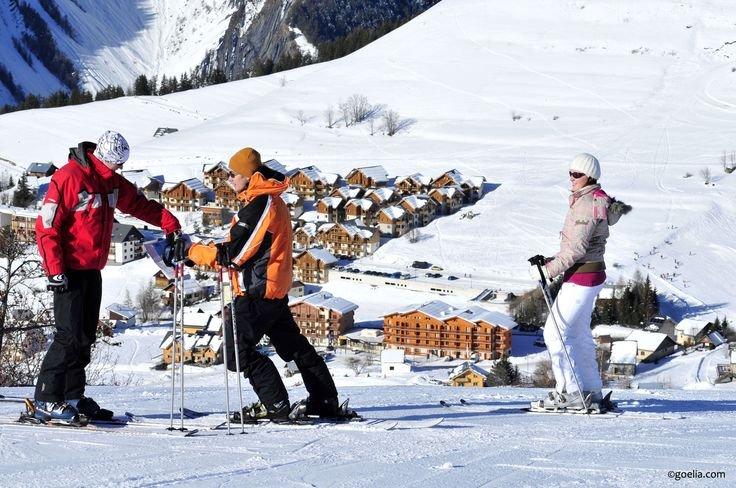 Au plus proche des pistes, découvrez la résidence de vacances Goelia Le Relais des Pistes à Albiez Montrond