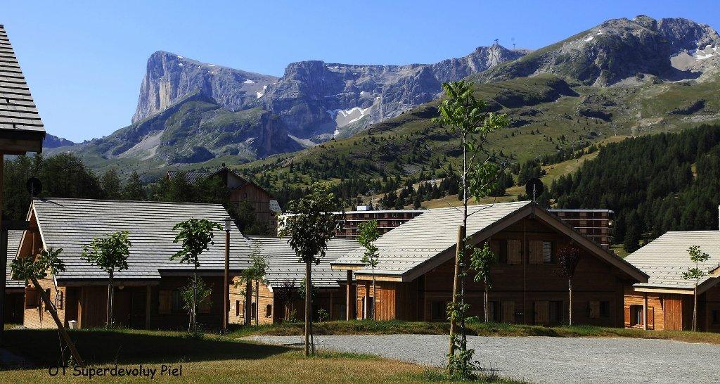 Chalets - Résidence de vacances Le Hameau du Puy à Superdévoluy