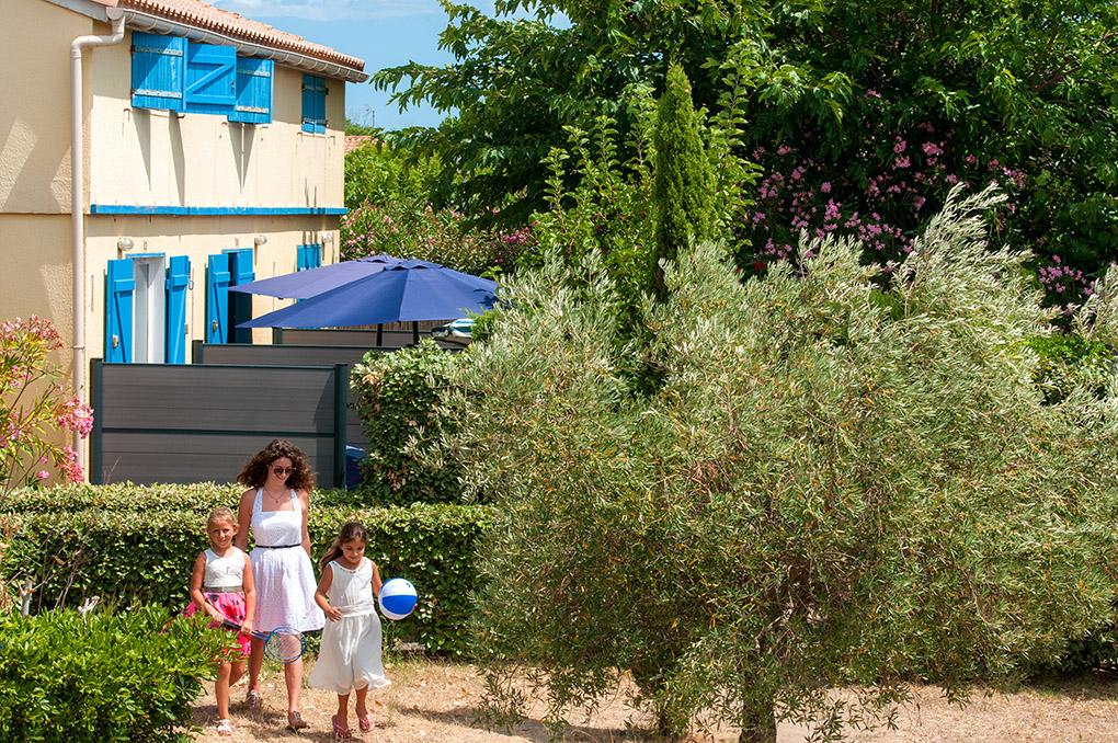 Portiragnes, résidence de vacances Goelia