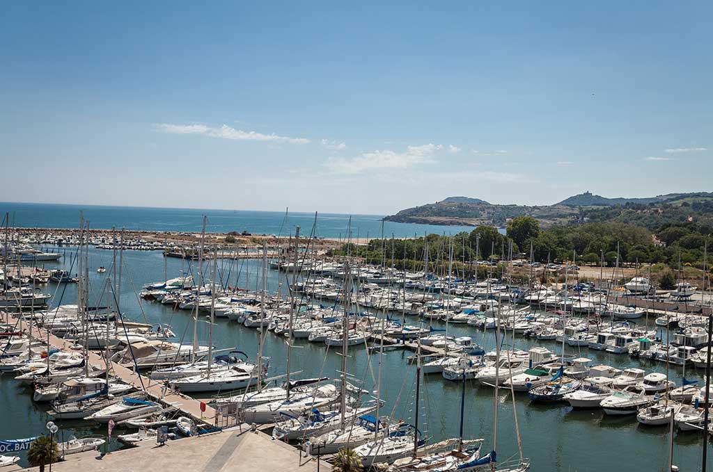 Le Port d'Argelès
