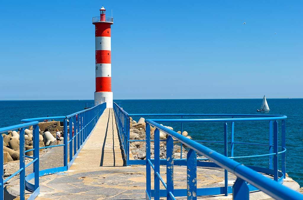 La Méditerranée à Port La Nouvelle