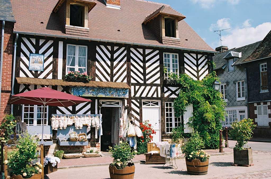 Vos vacances au Tréport/Mers les Bains_©devt la residence m#1400EB