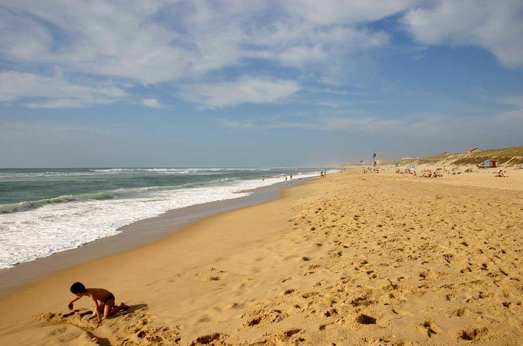 La plage à Mimizan_Fotolia_2265693_M-©-Fabrice-Dabek---Fotolia.com