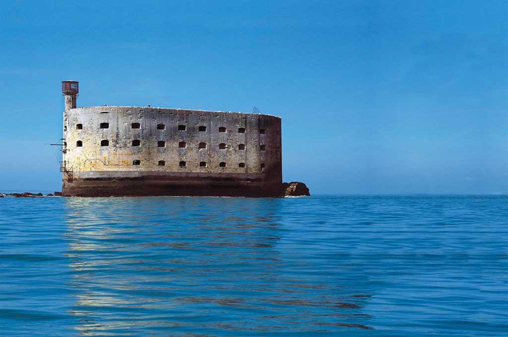 Fort Boyard à proximité de votre résidence_© OT oléron fort boyard