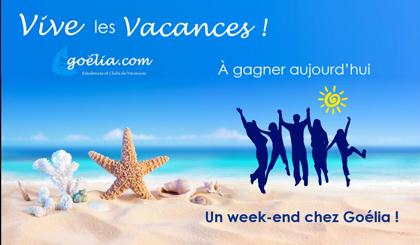 Jour 3 : Week end chez Goélia
